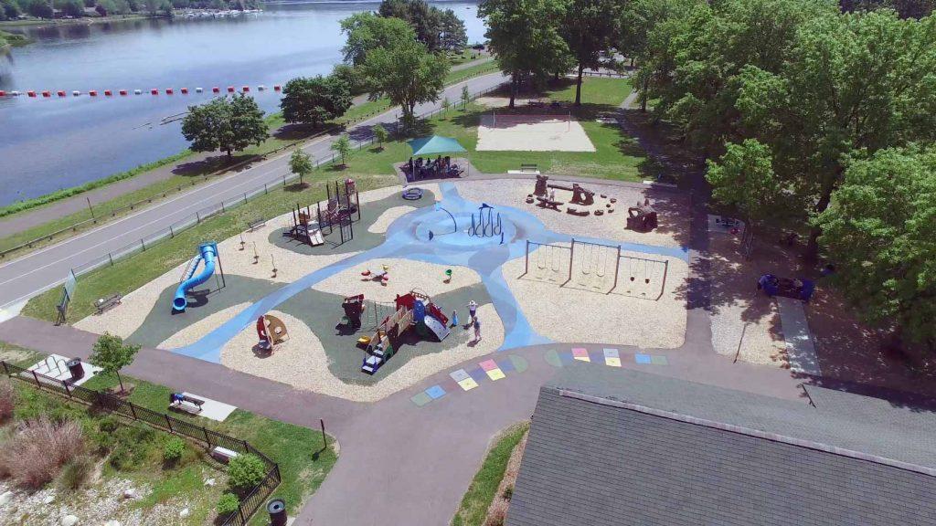 Unity Park Playground, Turners Falls